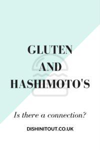 gluten and hashimotos